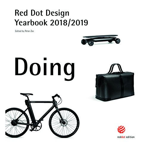 Doing 2018/2019: Red Dot Design Yearbook 2018/2019