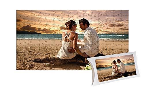 Fashion Graphic Puzzle A4 20x29cm 120 Pezzi Personalizzato con Foto Immagine Stampa su Richiesta Scatola Personalizzata (con Scatola di Carta Personalizzata - smontato)