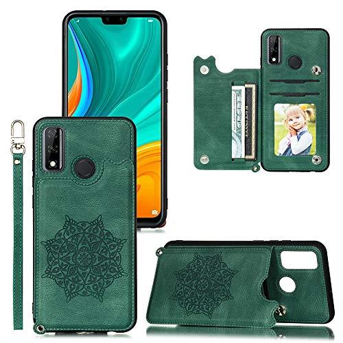 Sundekun xllmtl caso para Huawei P SMART 2020 POT-LX1A POT-LX3 teléfono caso cubierta 7