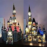brickled Disney Castle Tower Lighting Kit for Lego 71040 (Lego Set not incuded)