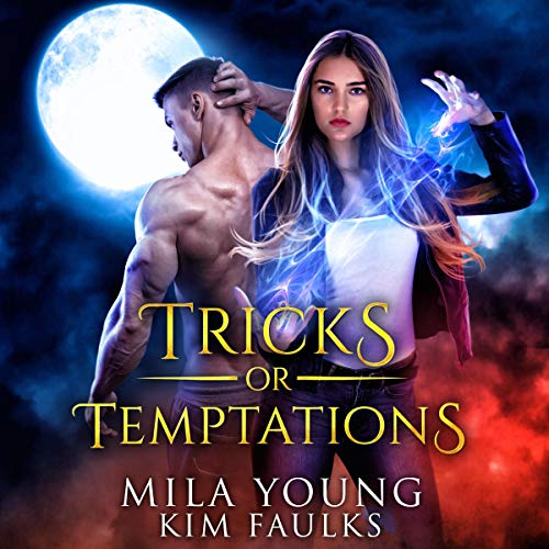 Tricks or Temptations (Halloween Special - Paranormal Reverse Harem Romance Academy) cover art