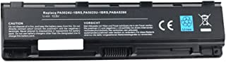 YNYNEW Replacement Laptop Battery for Toshiba Satellite C855-S5348 C855-S5349 C855-S5349N C855-S5350 C855-S5350N C855-S5352 C855-S5355 C855-S5356 C855-S5358 C855D-S5202 C855D-S5203 PA5025U-1BRS