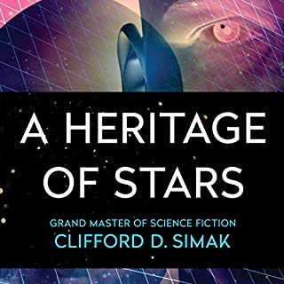A Heritage of Stars cover art