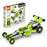 Engino Inventor - 30-IN-ONE |BUILD 30 Motorized Models | Assemble Drag...