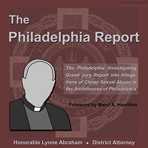The Philadelphia Report audiobook cover art