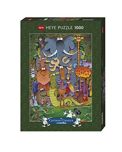 Heye 29284- Puzzle (1.000 Piezas)
