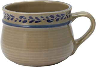 Pfaltzgraff Folk Art Jumbo Soup Mug, 30-Ounce