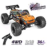haiboxing rc cars 1:18 scale 4wd off-road buggy 36+km/h high speed 18858, 2.4ghz all-terrain