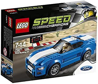 LEGO (LEGO) Speed ??Champion Ford Mustang GT 75871
