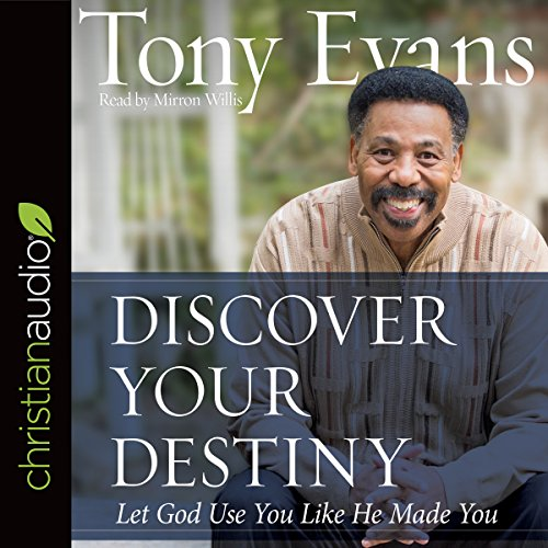 Discover Your Destiny audiobook cover art