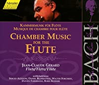 Bach;Chamber Music for Flute