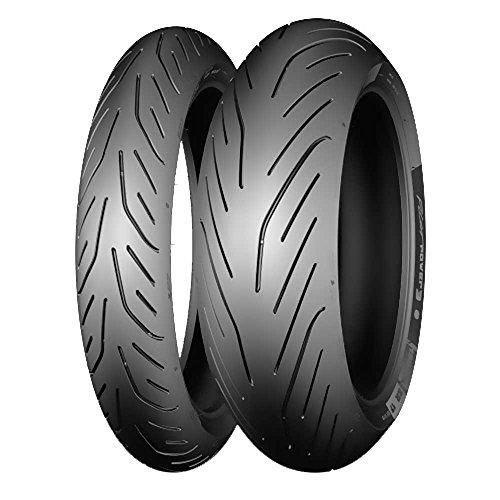 Michelin Reifen Pilot Power 3 180/55ZR17 73W TL PILOTP R Yamaha YZF Motorrad