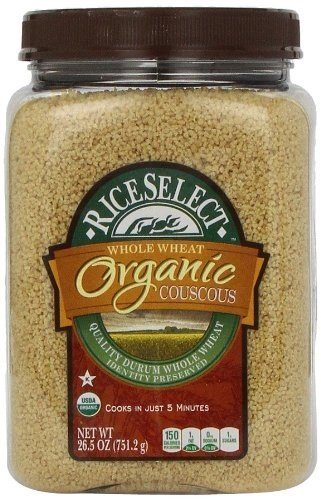 Popularity Couscous 95% organic Whole Wheat 26.5 pack Value of Seattle Mall Oz 4