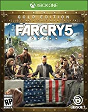 Far Cry 5 Steel book - Xbox One Gold Edition