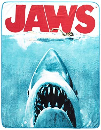JW0127 JW0127 Jaws Filmposter / Überwurf, 127 x 152 cm