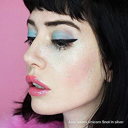 Unicorn Snot Holographic Body Glitter Gel - Vegan & Cruelty Free, Gifts for Girls, Boys, Men, Women | Pink (1.6oz)