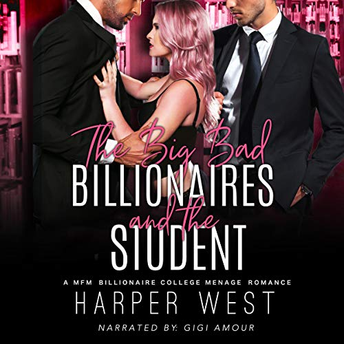 The Big Bad Billionaires and the Student cover art