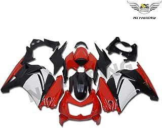 Best 2011 kawasaki ninja 250r fairings Reviews