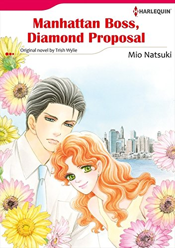 Manhattan Boss, Diamond Proposal: Harlequin comics (English Edition)