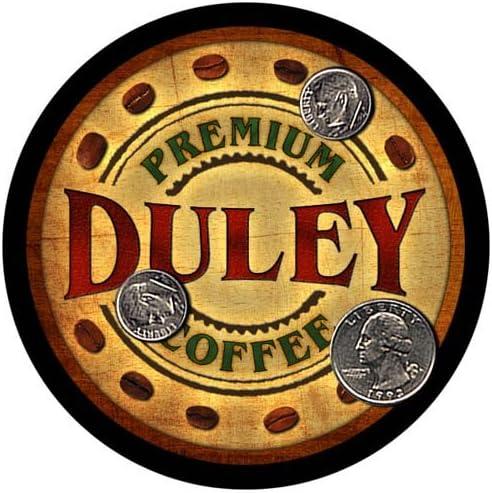 Duley Coffee Custom Neoprene Rubber 4 Arlington Mall - Drink Max 41% OFF pcs Coasters