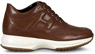 HOGAN - Interactive in marrón Leather - HXW00N0J460GOCS018