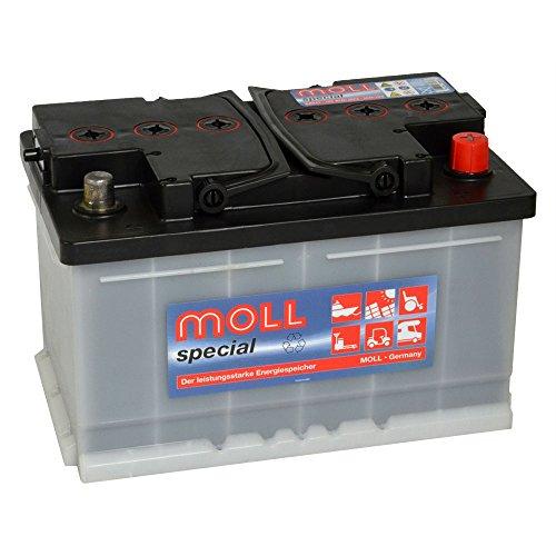 MOLL special CLASSIC 88067 12V 67Ah