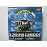カシオ スーパー光通信ウォッチ サイバークロスJG-100