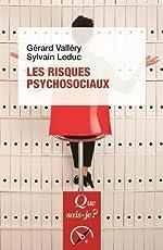 Les risques psychosociaux de Gérard Vallery