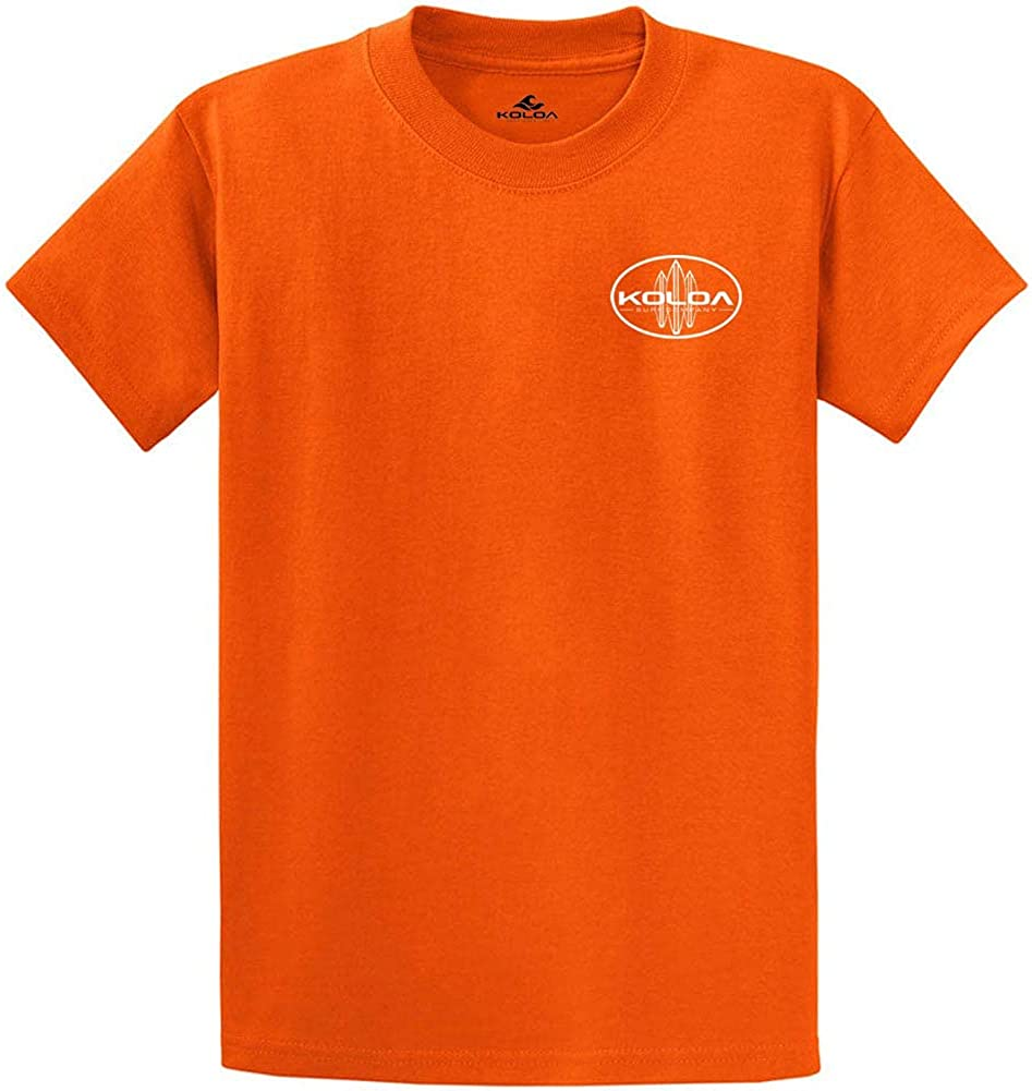 Koloa Surf Max Deluxe 74% OFF Classic Surfboards Tees - Heavy Re T-Shirts in Cotton