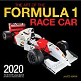 The Art of the Formula 1 Race Car 2020: 16-Month Calendar - September 2019 through December 2020 (Calendars 2020)