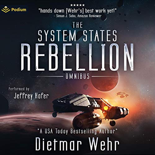 The System States Rebellion Omnibus: Books 1 - 2 cover art