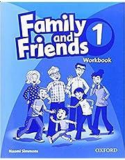 العائلة والأصدقاء: 1: دفتر مدرسي