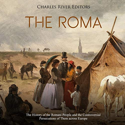 The Roma audiobook cover art