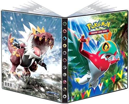 Ultra Pro 84298 - 4-Pocket Portfolio - Pokemon XY  3