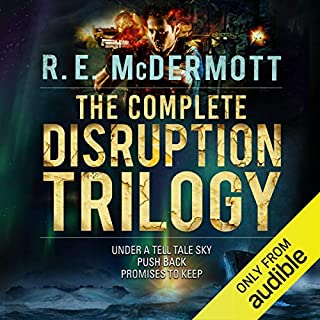The Complete Disruption Trilogy: Books 1 - 3 cover art