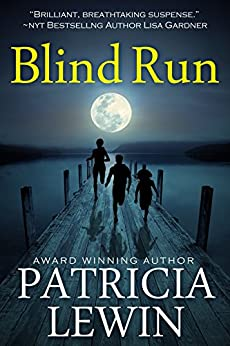 Blind Run by [Patricia Lewin]