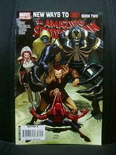 Amazing Spider-Man #569 Regular Cover edition