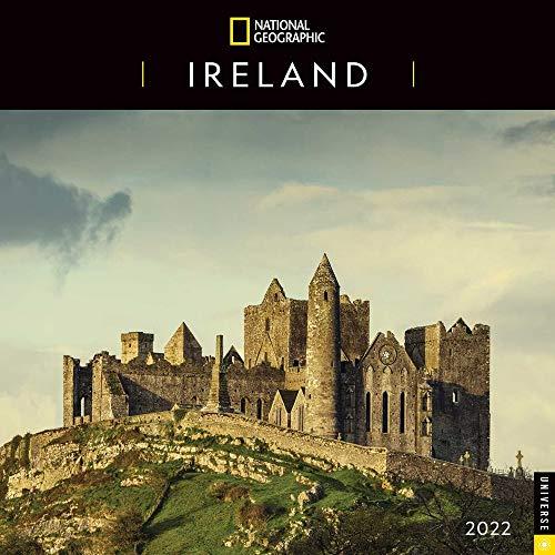 National Geographic: Ireland 2022 Wall Calendar