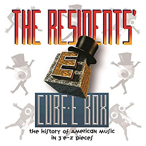 Cube-E Box: The History Of American Music In 3 E-Z Pieces pREServed:...
