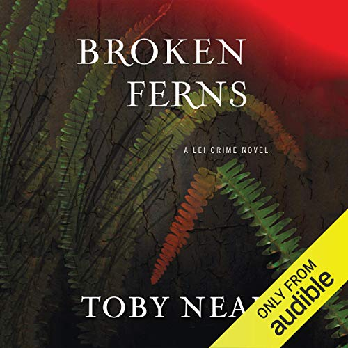 Broken Ferns audiobook cover art