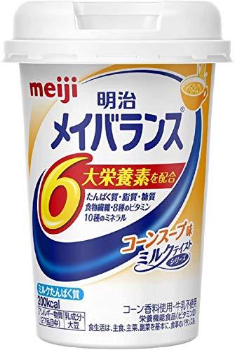 メイバランス Miniカップ コーンスープ味 125ml