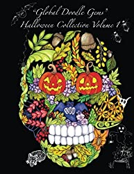 global doodle gems halloween collection