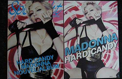 SPOTLIGHT 39 MADONNA HARD CANDY 2008