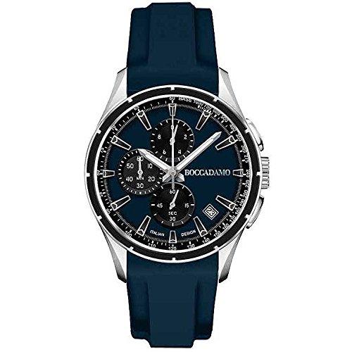 orologio cronografo uomo Boccadamo Aggressive casual cod. AG010