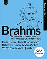 Classic Archive Brahms - The Complete Chamber Music [EUROARTS] [Blu-ray]