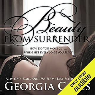 Beauty from Surrender                   Written by:                                                                                                                                 Georgia Cates                               Narrated by:                                                                                                                                 Robert Black,                                                                                        Bunny Warren                      Length: 9 hrs and 15 mins     2 ratings     Overall 4.0