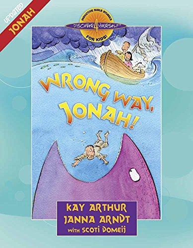 Wrong Way, Jonah!