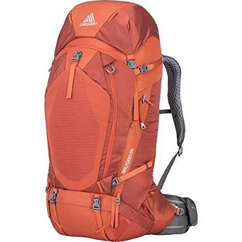 Gregory Baltoro 65 Rucksack, Ferrous orange, LG