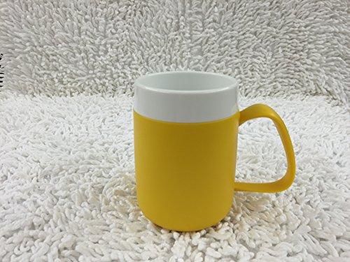 Ornamin vital gobelet conique innenbecher jaune