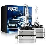 RCP - D3R6 - (A Pair) D3R 6000K Xenon HID Replacement Bulb Diamond...